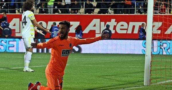 Alanyaspor: 1 - Fenerbahçe: 0 (Karşılaşmadanyansıyanlar)