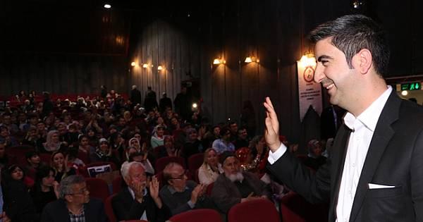 Başkan Yüksel Kültür Şöleni'ne katıldı