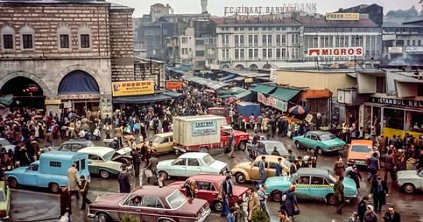 Eski İstanbul fotoğrafları...