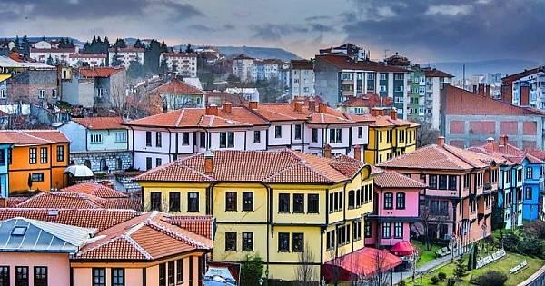 Eskişehir'den kareler