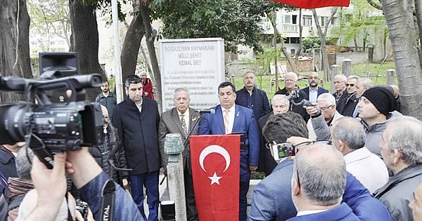 Milli Şehit Boğazlıyan Kaymakamı Kemal Bey anıldı