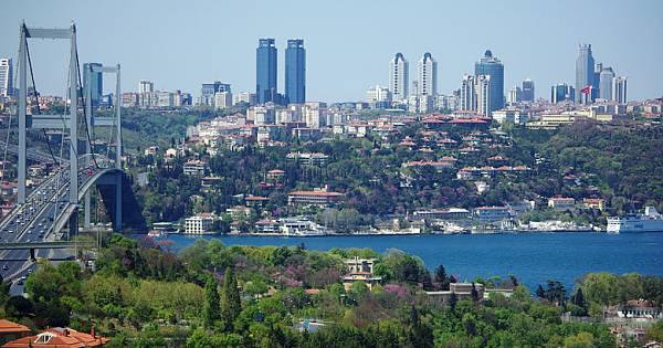 İstanbul'dan kareler