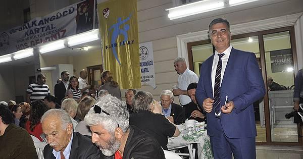 Öz Balkangücü Kartal Spor ve Kültür Derneği'nden iftar daveti