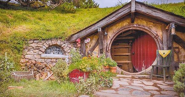 Sivas'ta 'Hobbit' köyü