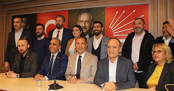 Ali Aluç'a destek (FOTO GALERİ)