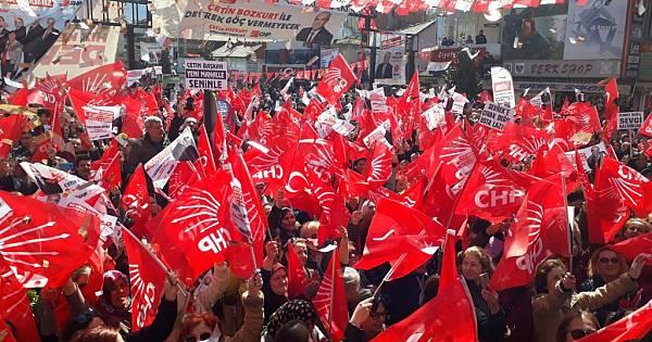 CHP İstanbul'da Yeni Seçilen Başkanlar (İlçe ilçe kongre sonuçları)