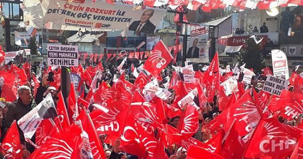 CHP İstanbul'un İlçe Kongre Tarihleri