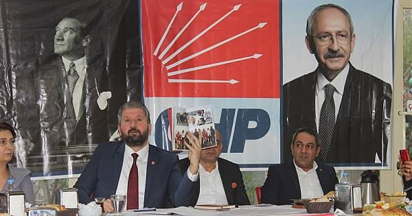 """Özkan Özdemir: Seçimin en iddialı adayıyım"""" (FOTO GALERİ)"""
