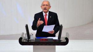 Kılıçdaroğlu, TBMM özel oturumunda konuştu
