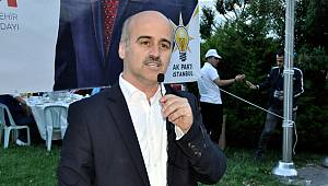 "AK Parti İlçe Başkanı Akyol: ""İstanbul'u alacağız"""