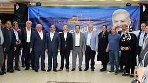 AK Parti Kartal, Dernek ve STK'lar ile iftarda buluştu