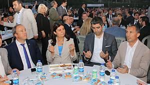 Başkan Yüksel, CHP'nin Büyük İftar Buluşması'na katıldı