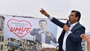 Maltepe İmamoğlu'nun en çok oy artırdığı 4. ilçe oldu