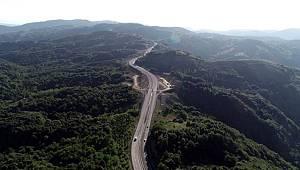 45 yıllık hayal gerçek oldu! Zonguldak'ta 36 kilometrelik duble yol hizmete açıldı
