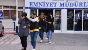 Aksaray'da fuhuş operasyonu: 27 gözaltı