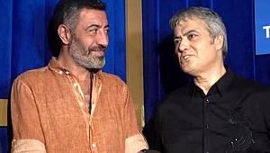 Cengiz Kurtoğlu ve Hakan Altun Harbiye'de hayranlarıyla buluştu