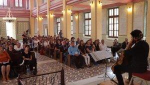 Edirne'de viyolonsel sanatçısıWeinstein'den müzik şöleni