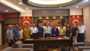 Edremit Belediyesi'nde Tüm Yerel-Sen ile toplu sözleşme imzalandı