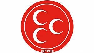 MHP Kartal'dan meclis açıklaması: Faşizan tavırlar
