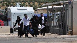 Reyhanlı'dan 6 ayda, 6 bin 283 Suriyeli sınır dışı edildi