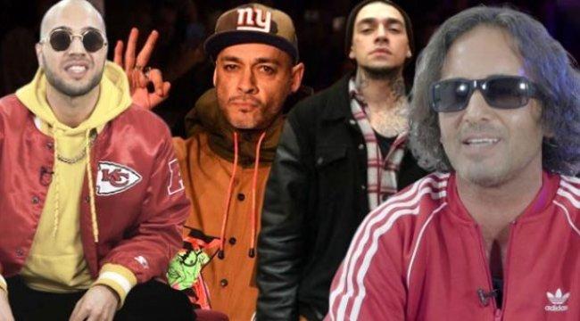 Ünlü rapçilerin Fight Kulüp'ü Youtube'da en çok dislike alan rap şarkısı oldu