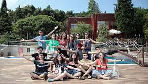 5. Nazım Hikmet Yaz Kampı Kartal Belediyesi'nin Ev Sahipliğinde Başladı