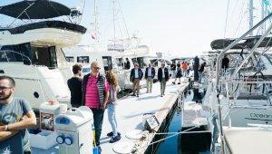 60 bine yakın ziyaretçi deniz üzerindeki fuarda buluşacak