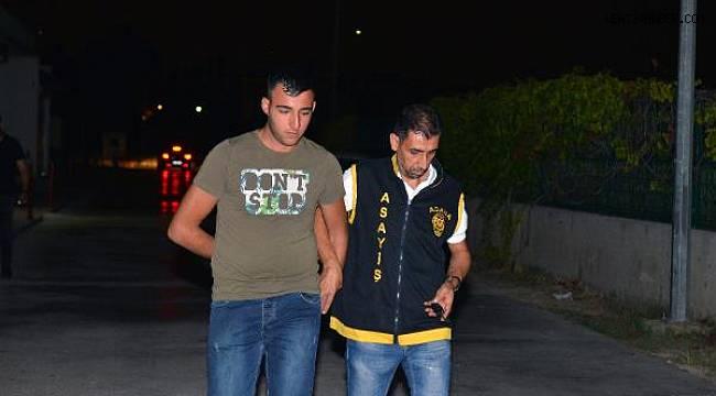 Adana'da sahte bekçi yakalandı
