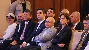 Başkan Yüksel, İBB'nin A takımının tanıtıldığı toplantıya katıldı