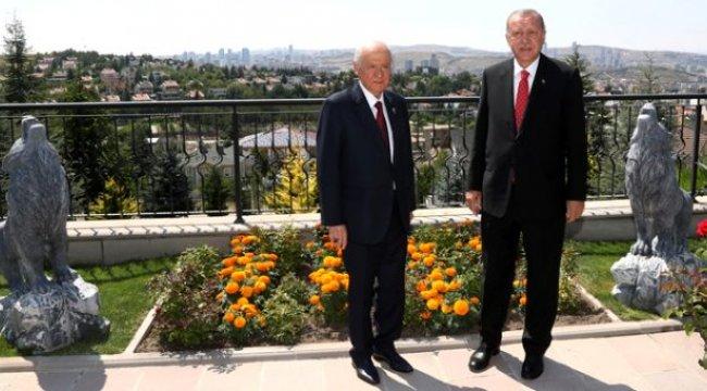 Bir ilke imza atan Erdoğan'ın, Bahçeli'nin evine gitme sebebi belli oldu