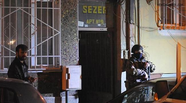 Bursa'da PKKKCK opersayonu: 7 gözaltı