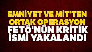 Emniyet ve MİT'ten ortak operasyon: FETÖ'nün kritik ismi Reşat Nazmi Oral yakalandı