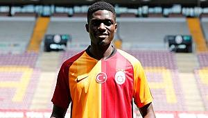 Galatasaray, Valentine Ozornwafor'u KAP'a bildirdi