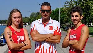 Kartal'dan iki isim milli takım adına yarıştı