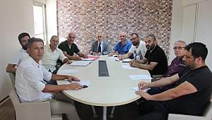 Kartalspor yönetimi ilk toplantısını yaptı
