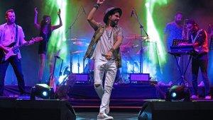Kenan Doğulu, Bodrum'da konser verdi