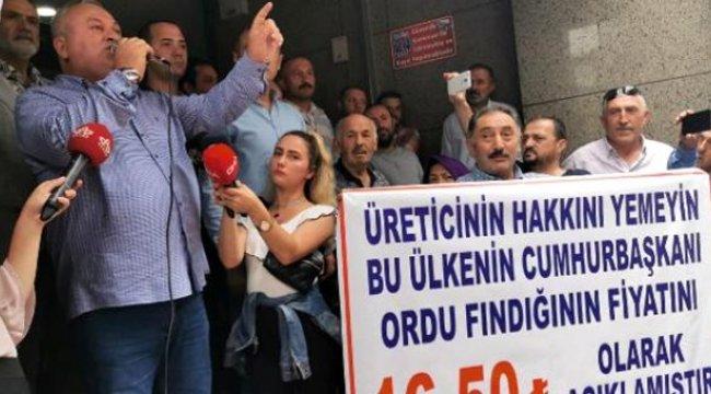MHP'li Enginyurt'tan borsalara fındık fiyatı tepkisi