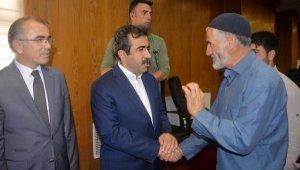 Tarımsal Üretici Birlikleri'nden Vali Güzeloğlu'na destek ziyareti