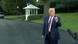 ABD Başkanı Trump: Benimle çalışmak istiyorlar çünkü eğlenceliyim