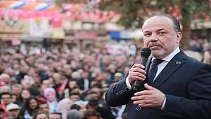 AK Parti'li Yavuz: Atatürk'ü, CHP'den kurtarmanın zamanı geldi de geçiyor