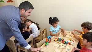 Alerjik Çocuklar Kreşi ile Aileler Rahat Nefes Alıyor