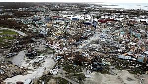 Bahamalar'ı vuran Dorian Kasırgası yeniden güç kazandı: Kategori 3'e yükseldi