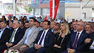 """Başkan Yüksel, """"Yuvamız İstanbul"""" törenine katıldı"""