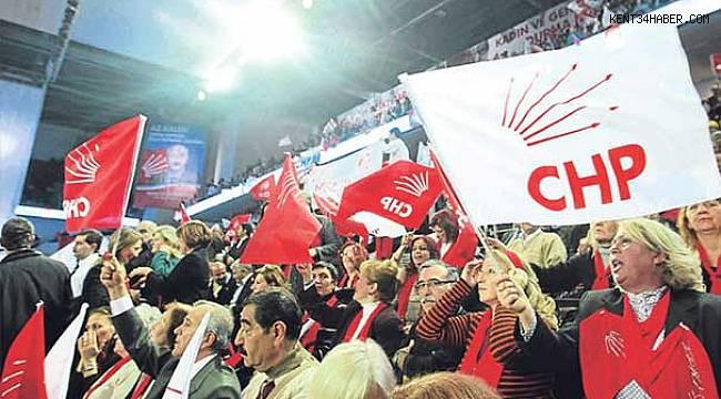 CHP Olağan Kurultay Takvimi belli oldu.