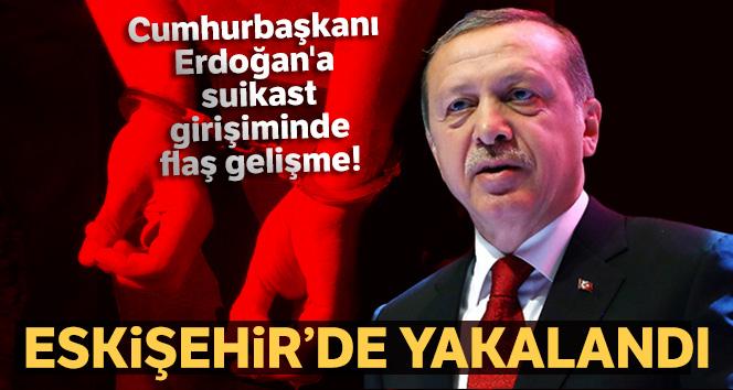 Erdoğan'a suikast girişiminde flaş gelişme!