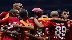Galatasaray evindeki yenilmezliğini 38'e çıkardı