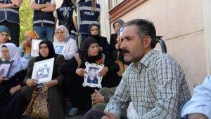 HDP önündeki eylemde 17'nci gün; aile sayısı 42 oldu