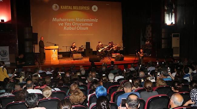 Kartal'da Yas-ı Muharrem Anması gerçekleştirildi