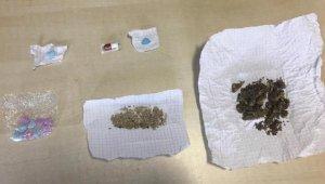 Kula'da uyuşturucu satıcılarına operasyon