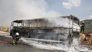 'Otobüs yangınlarında ana sebep; elektrik aksamı ve kablo hatası'